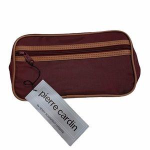 HP{Pierre Cardin} Vintage Travel Luggage Shave Bag